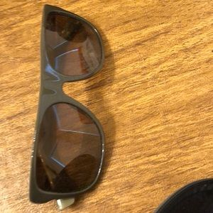 Emporio Armani polarized sunglasses